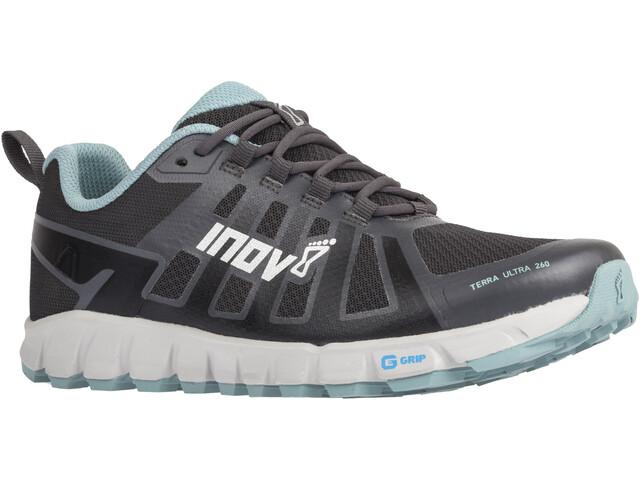 inov-8 Terraultra 260 Zapatillas running Mujer, grey/blue grey